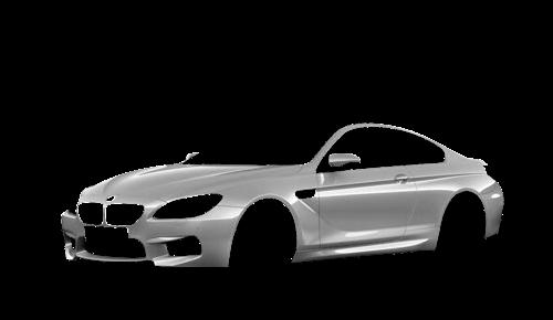 Цвета кузова M6 Coupe (F13)