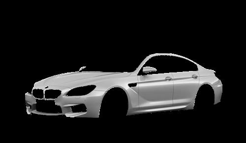 Цвета кузова M6 Gran Coupe (F06)